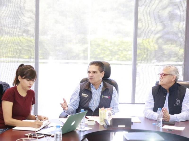 Gobernador prepara propuesta para rescatar ZEE