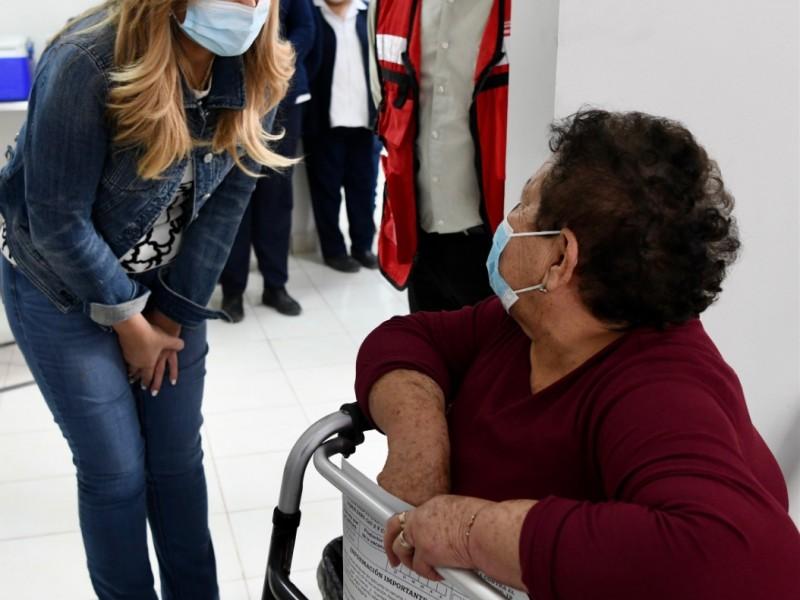 Gobernadora lleva apoyos a San Ignacio Río Muerto y Bácum
