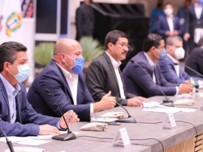 Gobernadores de la Alianza Federalista piden reunión con AMLO