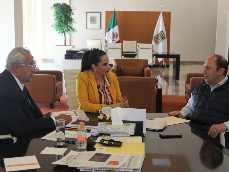 Gobierno apoya iniciativa para crear Secretaría de Cultura