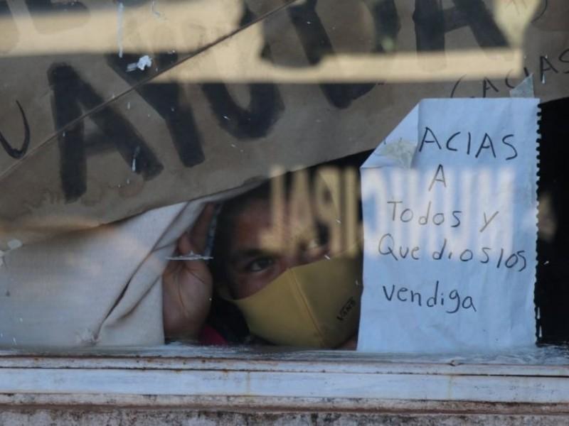 Gobierno apoyará a familia contagiada de covid-19 de Chignahuapan