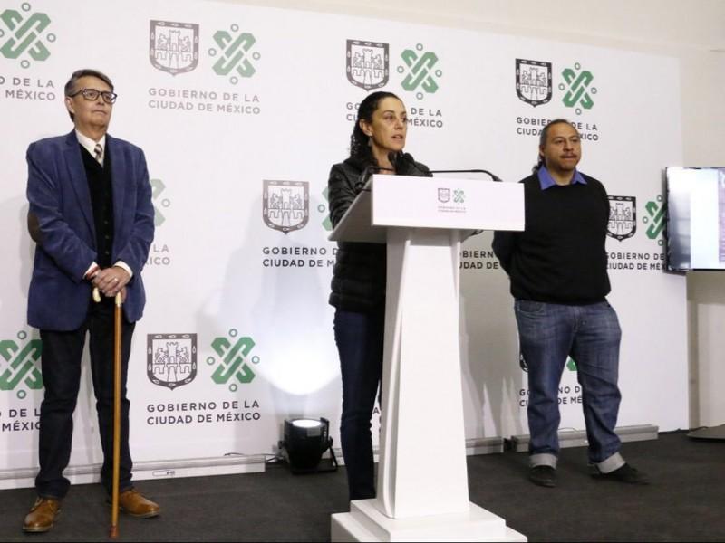 Gobierno capitalino apoya proyectos culturales comunitarios