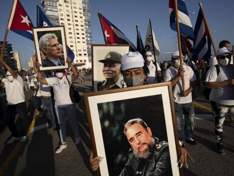 Gobierno de Cuba moviliza a 'revolucionarios'