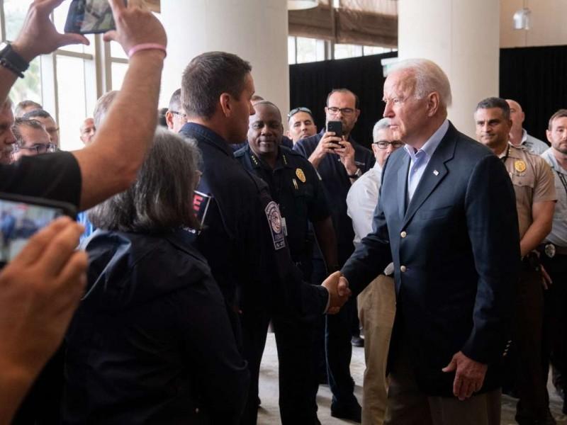 Gobierno de EU pagará los gastos por derrumbe en Miami