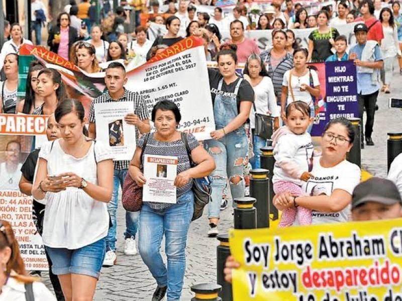 Gobierno de Guanajuato muestra desinterés en búsqueda de desaparecidos: Colectivo