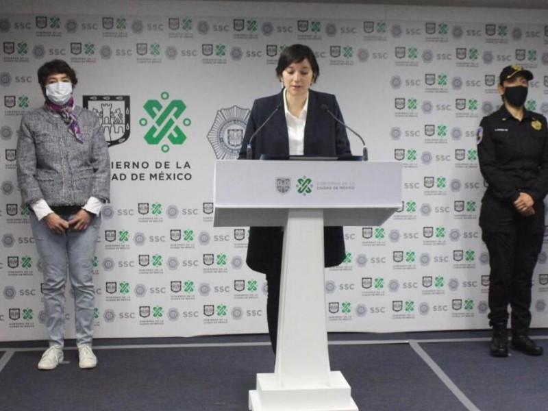 Gobierno de la CDMX detalló operativo para marcha del 8M