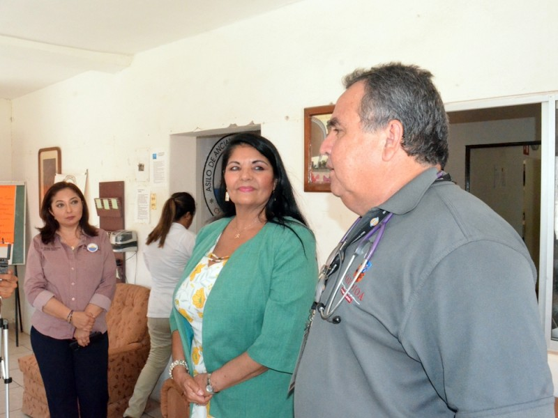 Gobierno de Navojoa se desatiende del asilo