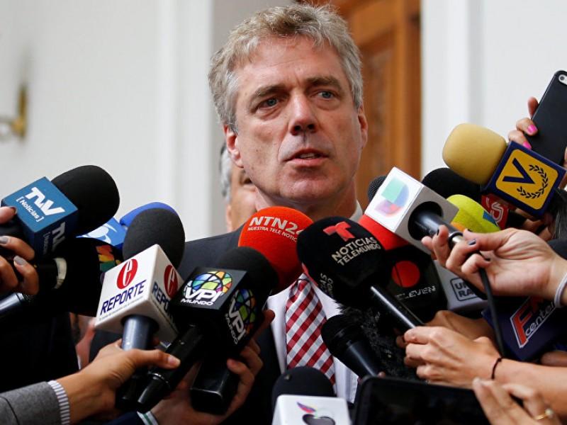 Gobierno de Venezuela expulsa a embajador alemán
