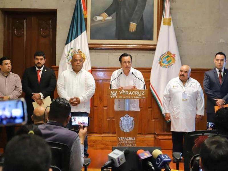 Gobierno de Veracruz sin ejercer el 46% del presupuesto 2020
