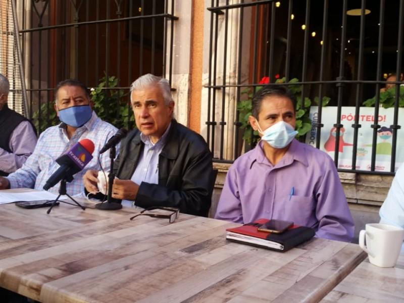 Gobierno estatal favorece a marca Monreal: Narro