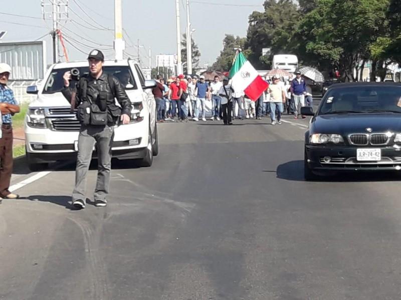 Gobierno federal debe resolver conflicto del Zapote:Gobernador