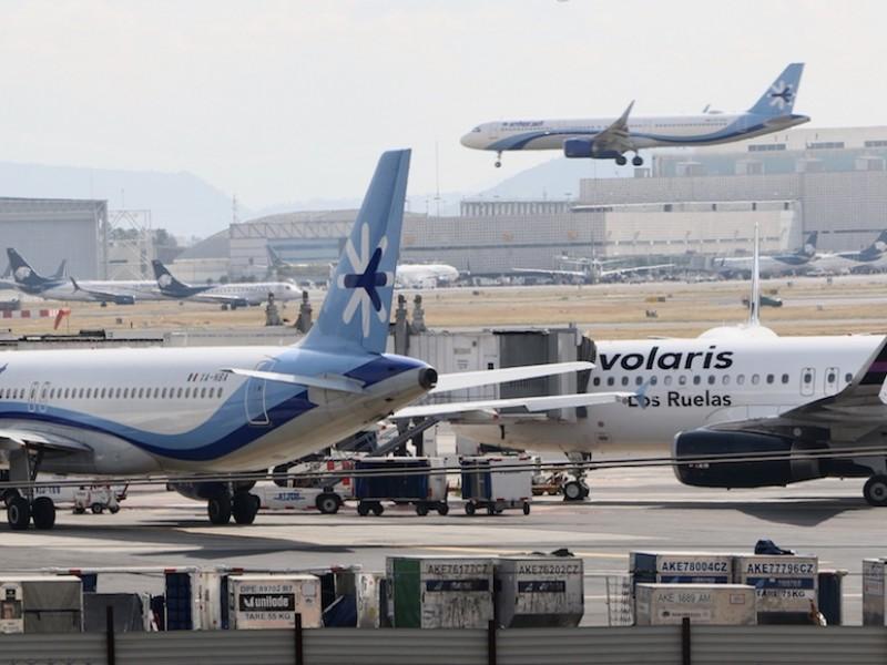 Gobierno federal deberá blindar vuelos internacinales