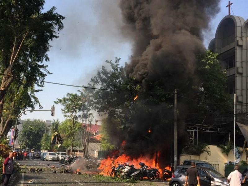 Gobierno mexicano condena ataque terrorista en Indonesia