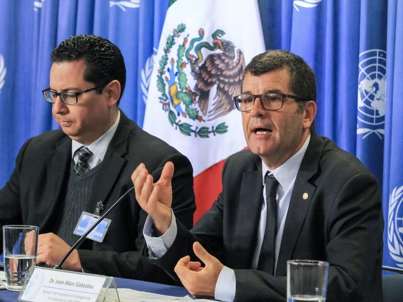 Gobierno mexicano garantiza recursos para combatir Covid-19