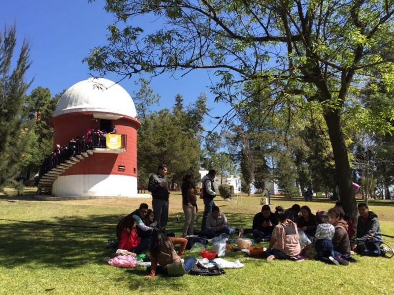 Gobierno poblano e INAOE dialogan sobre Tren Maya