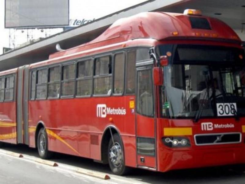 Gobierno prevé ampliación de Línea 2 del Metrobus