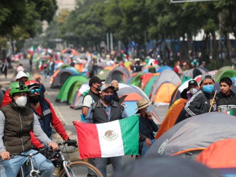 Gobierno responde a integrantes del movimiento FRENAAA