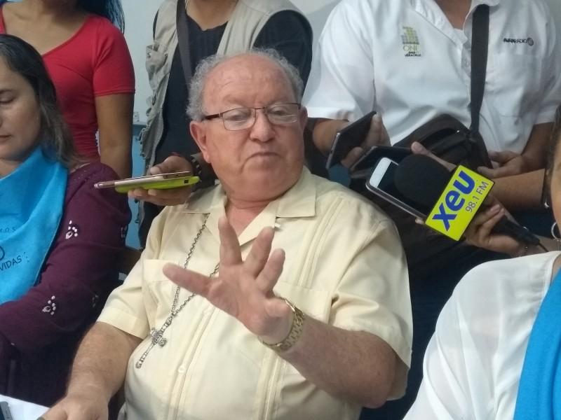 Gobiernos han fallado en seguridad: Diócesis de Veracruz