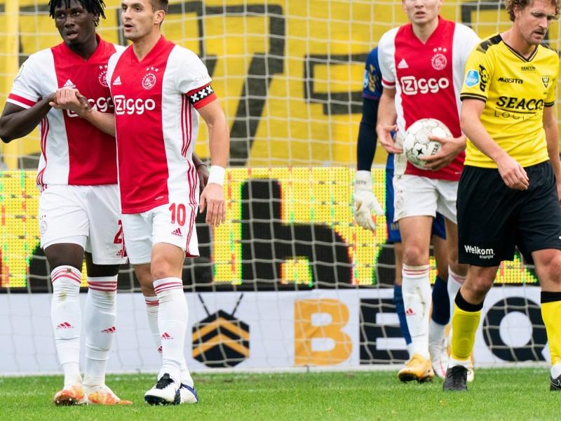 Goleada de escándalo en Holanda. Ajax metió 13