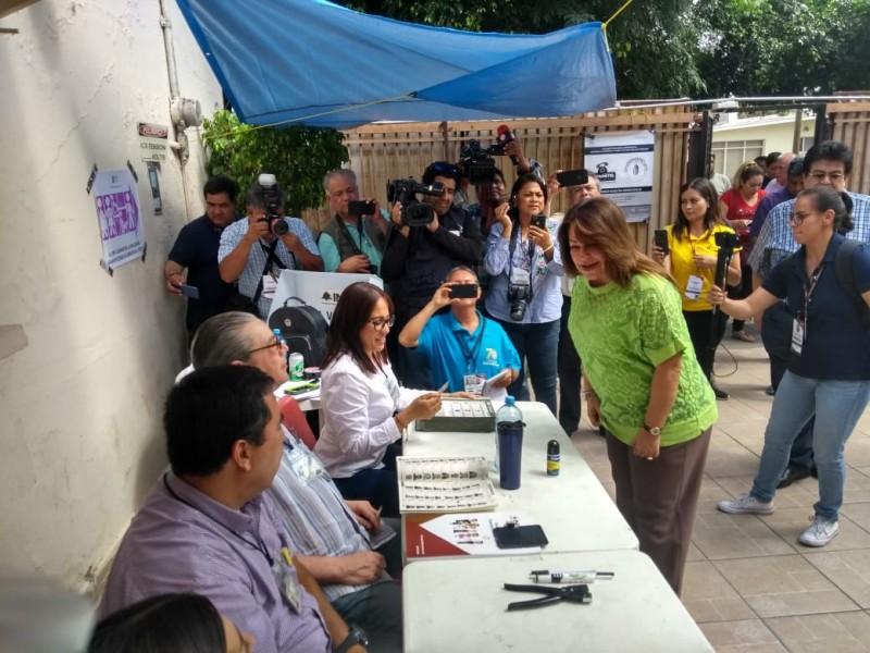 Gómez Palacio vive elecciones de tranquilas: LHA