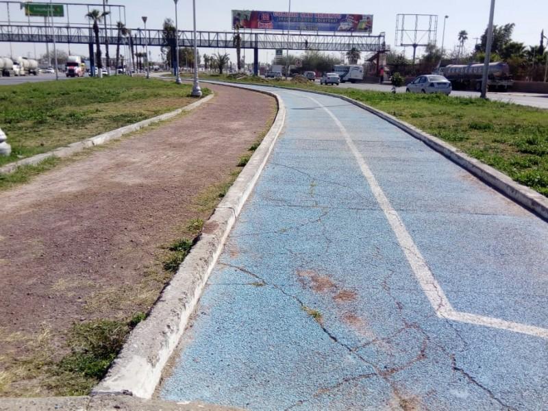 GP carece de infraestructura vial para ciclistas