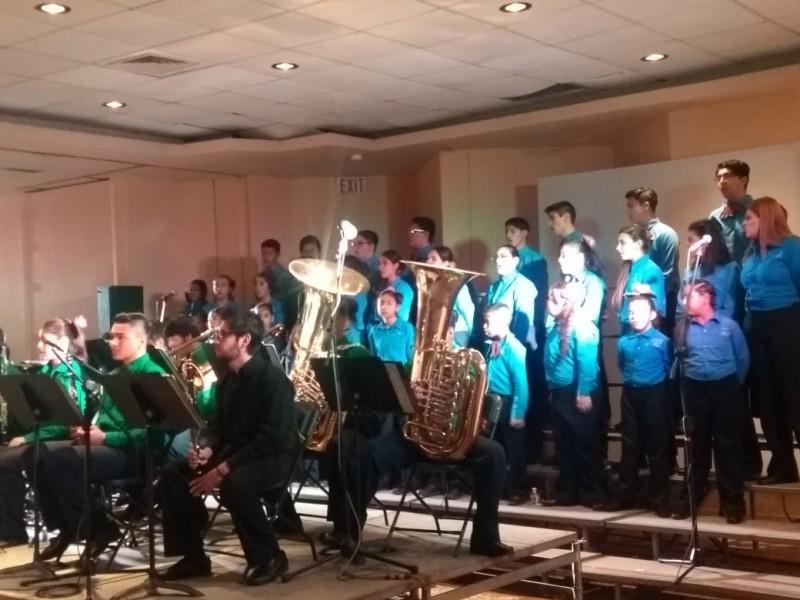 Gran espectáculo de Orquesta Osea Sonora
