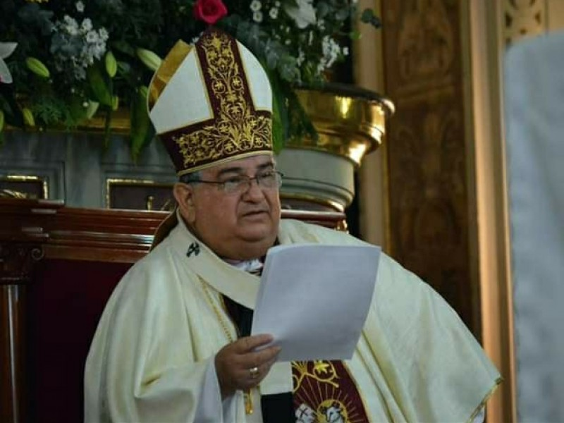 Grave Arzobispo de Morelia por COVID-19