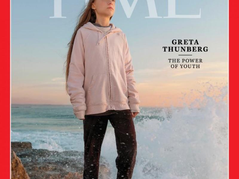 ¡Greta Thunberg es la persona del año!