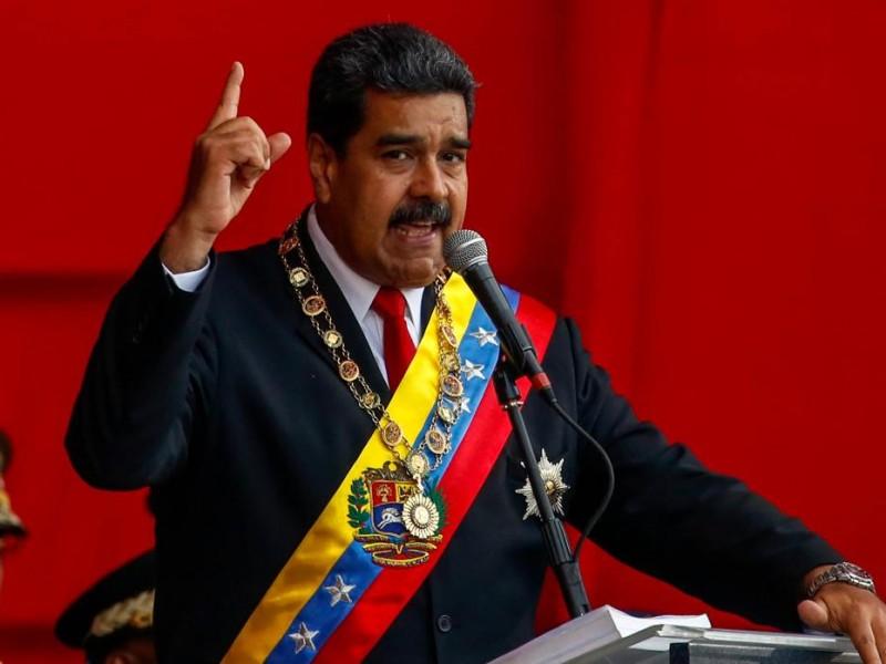 Grupo anónimo se adjudicó ataque contra presidente Maduro