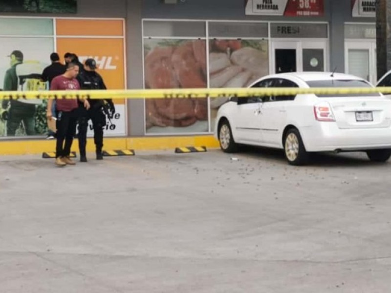 Grupo armado asesina a Policía Estatal