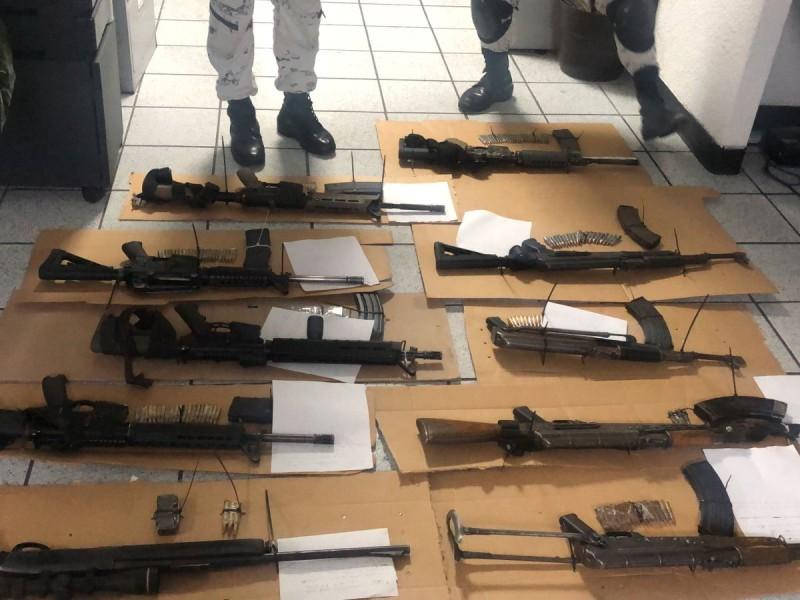 Grupo armado es vinculado a proceso