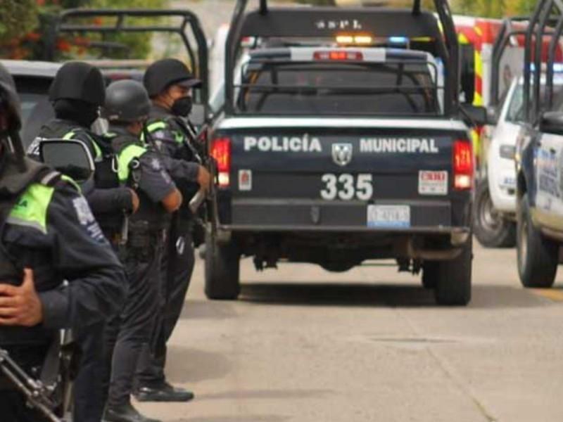 Grupo criminal se atribuye el asesinato de varios policías leoneses