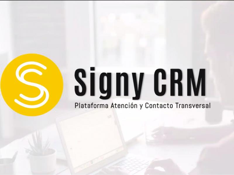Grupo Nuvo lanza al mercado Signy CRM