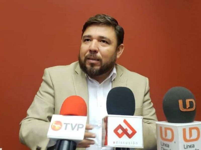 Grupo Parlamentario del PRI entregró pruebas contra Marco Zazueta