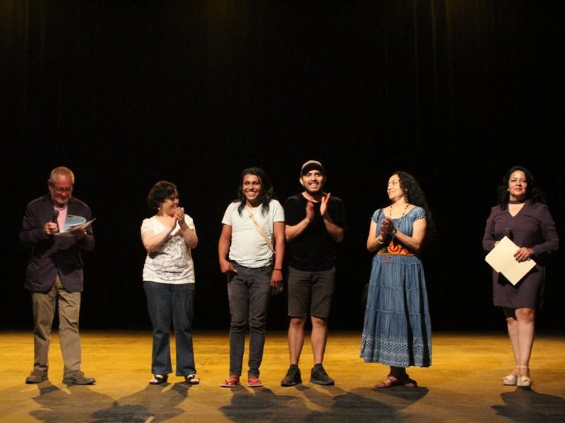 Grupo Teatral Dixhaza triunfa en Muestra Estatal 2018