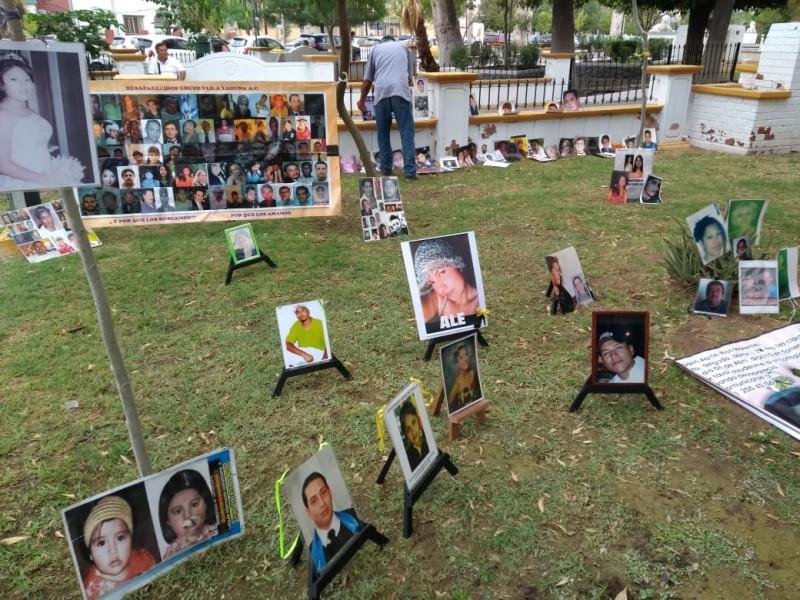 Grupo Vida exige resultados en búsqueda de desaparecidos