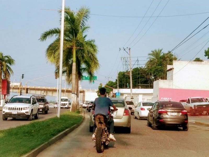 Grupos bikers apoyan promoción del uso del casco