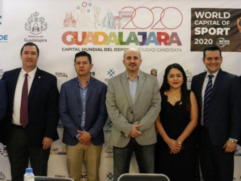Guadalajara es la Capital Mundial del Deporte