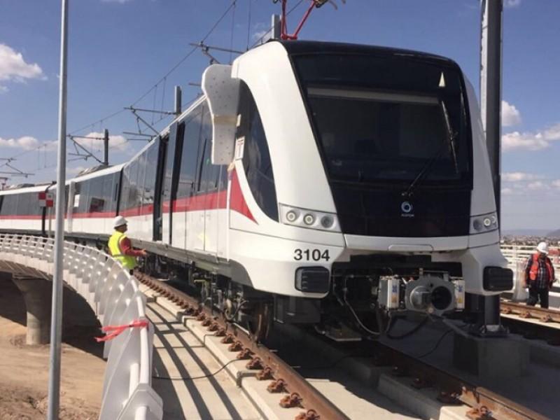 Guadalajara estrenará L-3 del Tren Ligero