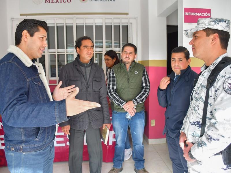 Guadalupe tendrá dos bases de la Guardia Nacional