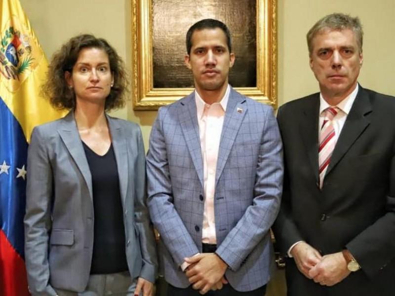 Guaidó pide a ONU verificar crisis en Venezuela
