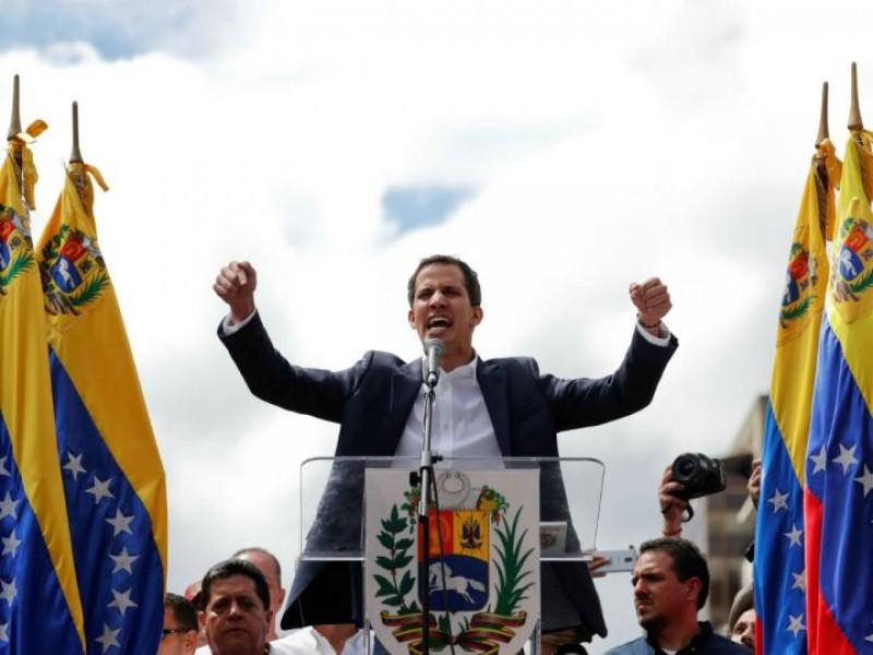 Guaidó pide declarar