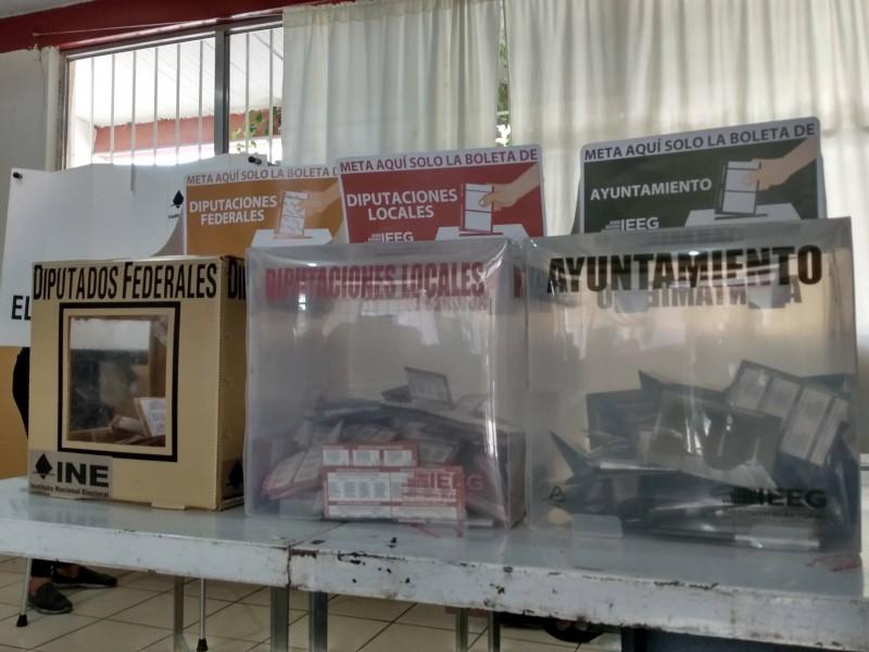 Guanajuato; cuarto estado con menor votación en elecciones del 2021