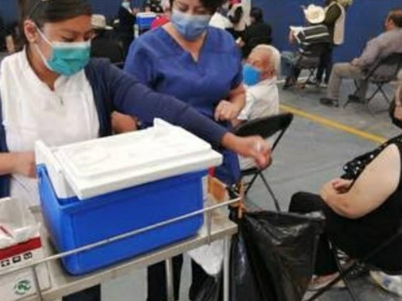 Guanajuato en espera de que la federación envíe más vacunas