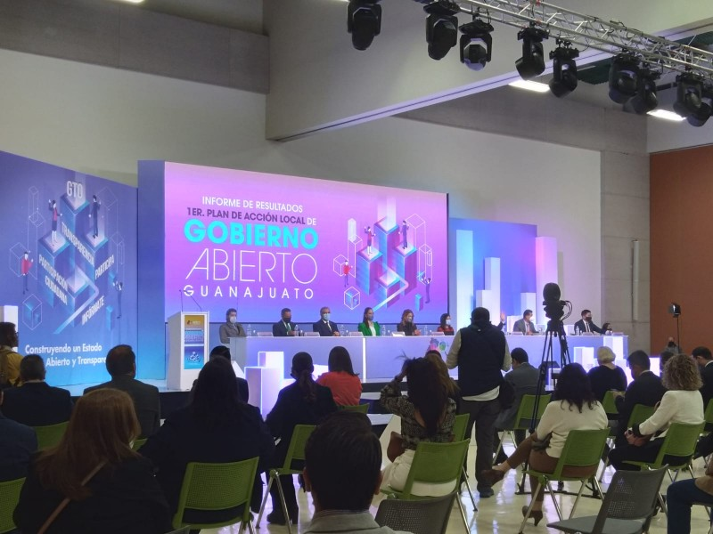 """""""Guanajuato es un estado cada vez más transparente"""", Santillana"""