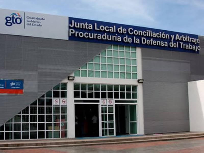 Guanajuato es un estado enfermo de conflictos laborales