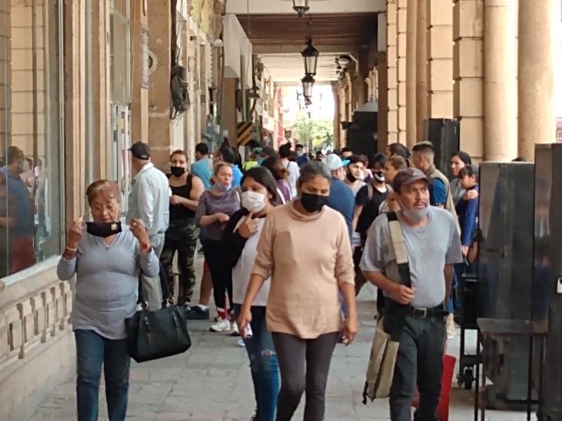 Guanajuato registra 791 casos de coronavirus en fin de semana