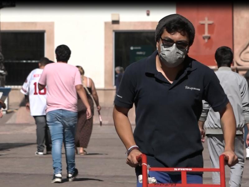 Guanajuato registra casi 700 contagios Covid-19 en 24 horas