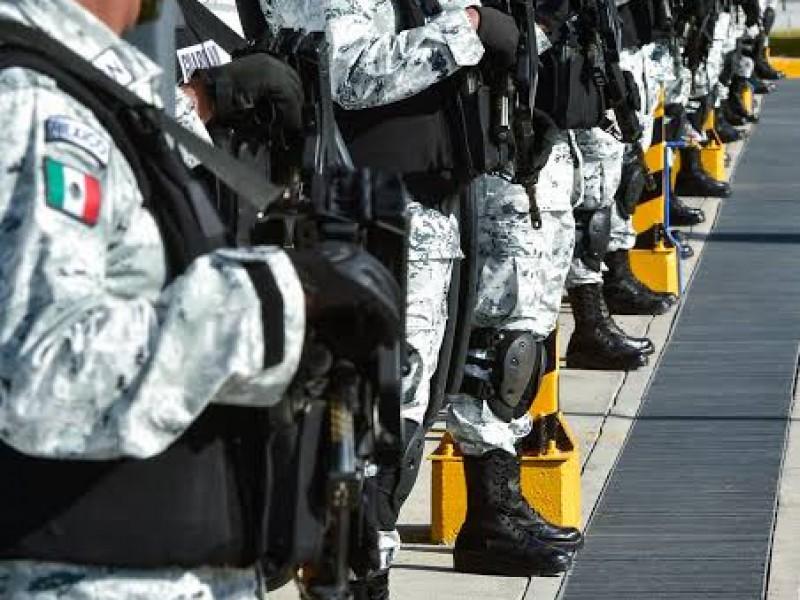 Guanajuato; segunda entidad federativa con mayor presencia de Guardia Nacional