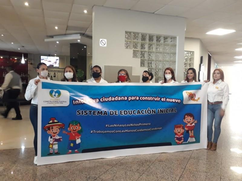 Guarderías forman Frente Nacional para adhesión y protección de menores
